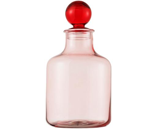 Opbergpot Magic Jar, Roze, rood