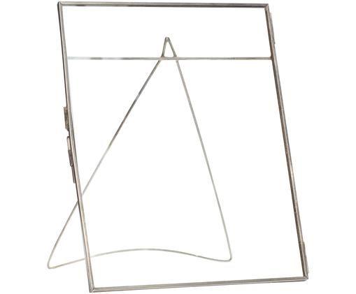 Ramka na zdjęcia Xamen, Odcienie srebrnego, transparentny
