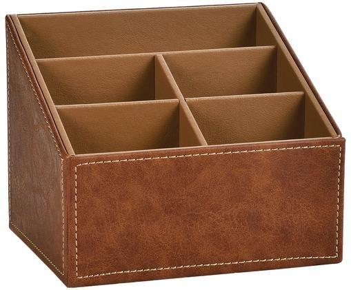 Büro-Organizer Storage, Braun
