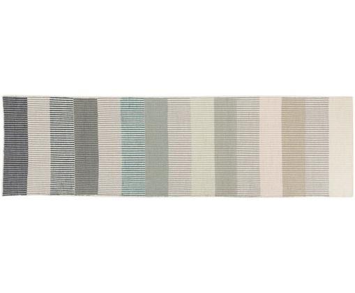 Passatoia in lana tessuta a mano Devise, Multicolore