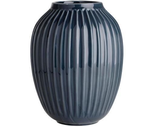 Vaso fatto a mano Hammershøi, Antracite