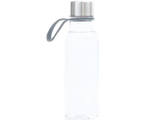 Bottiglia Lean, Trasparente, acciaio