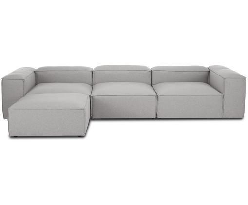 Sofá modular Lennon, Gris claro