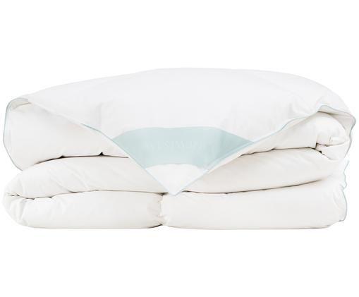 Daunen-Bettdecke Comfort, warm, Weiß