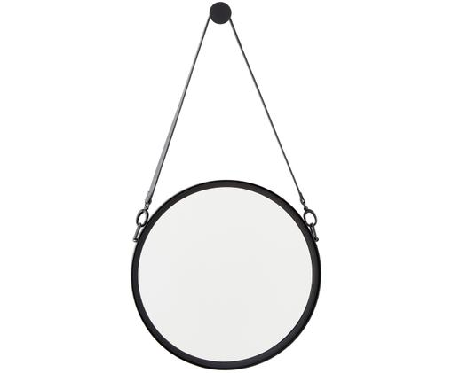 Espejo de pared Liz, Negro