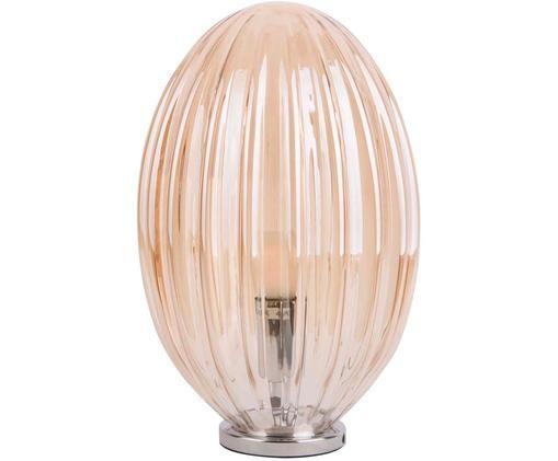 Lámpara de sobremesa Smart, Metal, beige