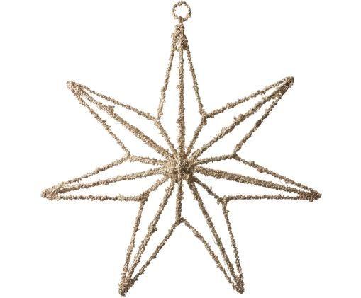 Stella decorativa a LED Alivinne, Champagne