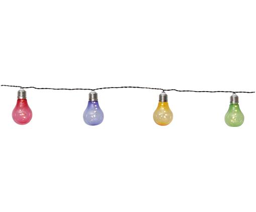 Ghirlanda luminosa a LED Glow, Multicolore