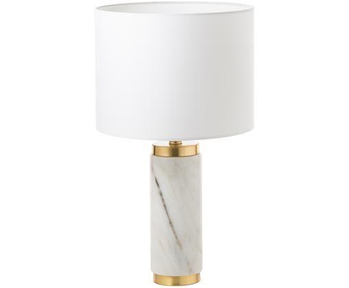 Lámpara de sobremesa Lyon, Blanco
