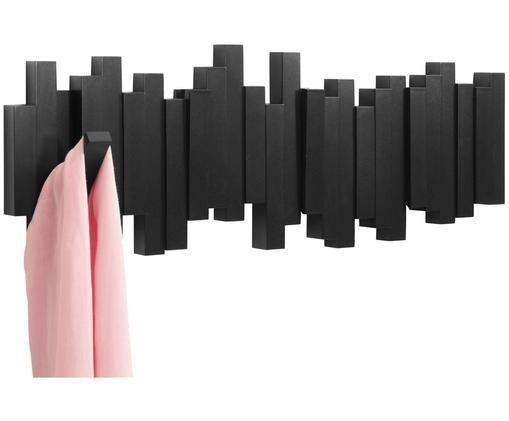 Appendiabiti Sticks, Nero