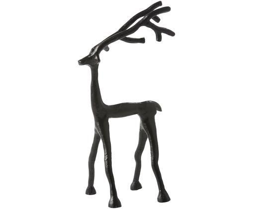 Dekoracja Marley Reindeer, Czarny