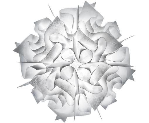 Handgefertigte Wand- und Deckenleuchte Veli Mini, Weiß