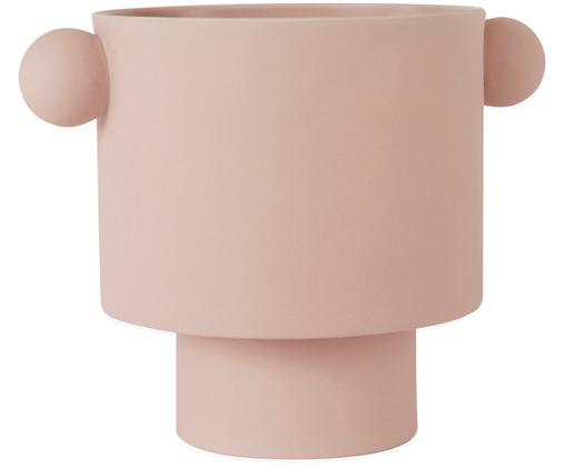 Handgemaakte plantenpot Ika Kana, Roze