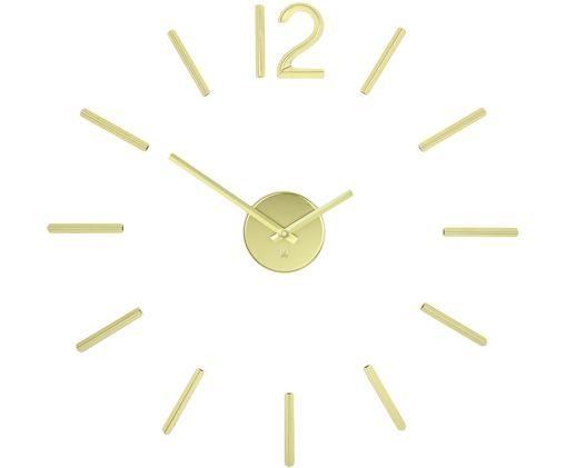 Orologio da parete Blink, Dorato