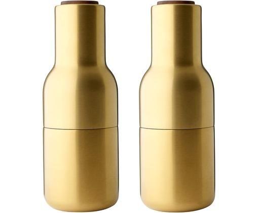 Molinillos Bottle Grinder, 2pzas., Latón