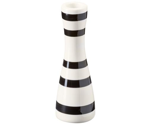 Bougeoir Omaggio, Noir, blanc