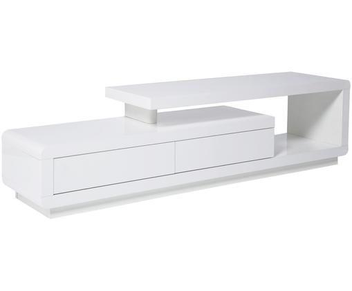 Mobile TV Loft, Bianco