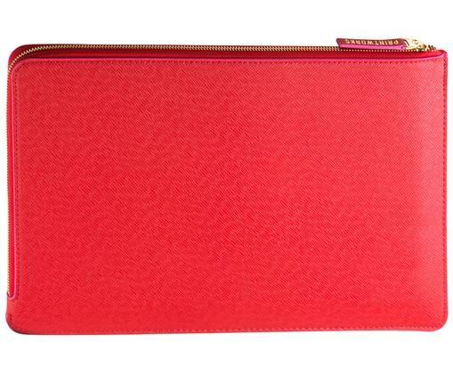 Laptophülle Elegance für MacBook Pro 15 Zoll, Rot, Pink
