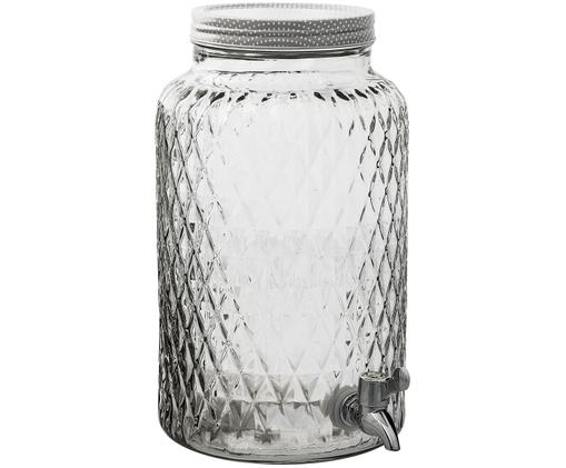 Distributore di bevande Selma, Trasparente