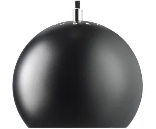 Suspension Ball, Noir, mat