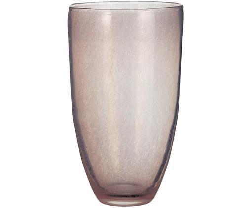 Vase Jinx, Lilas, transparent