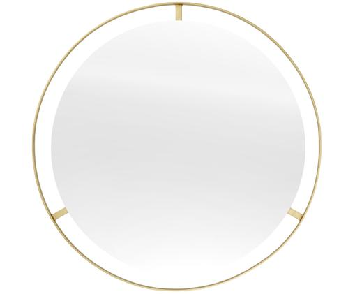 Specchio da parete Hanne, Dorato
