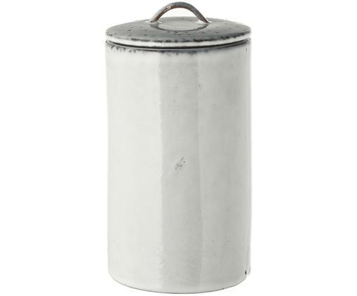 Boîte de rangement faite à la main Nordic Sand, Couleur sable