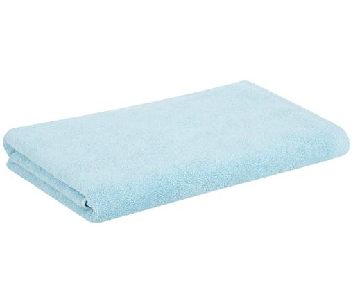 Telo bagno Comfort, Azzurro