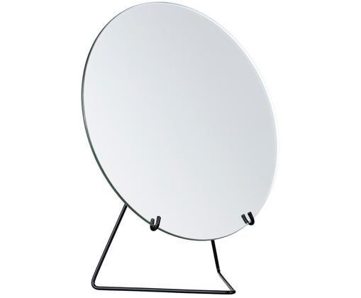 Kosmetikspiegel Standing Mirror, Gestell: Schwarz Spiegel: Spiegelglas