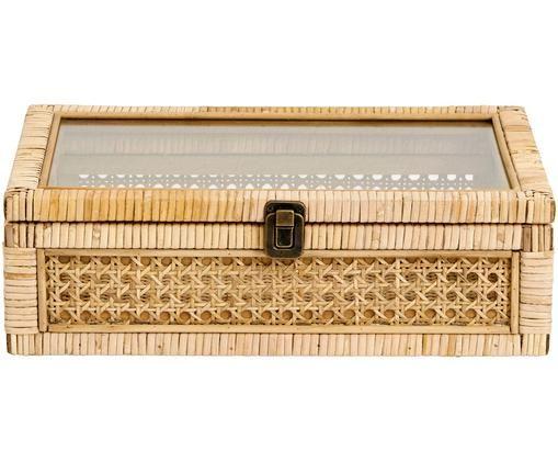 Aufbewahrungsbox Granell, Bambus