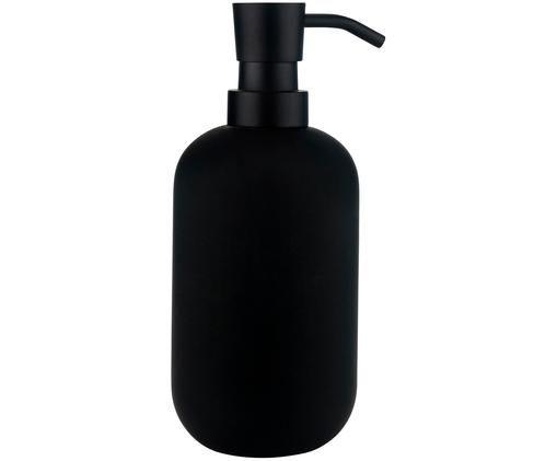 Dozownik do mydła Lotus, Czarny