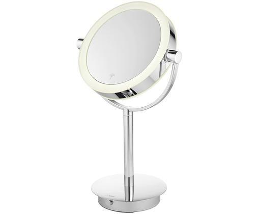 LED Kosmetikspiegel Sia mit Vergrößerung, Chrom