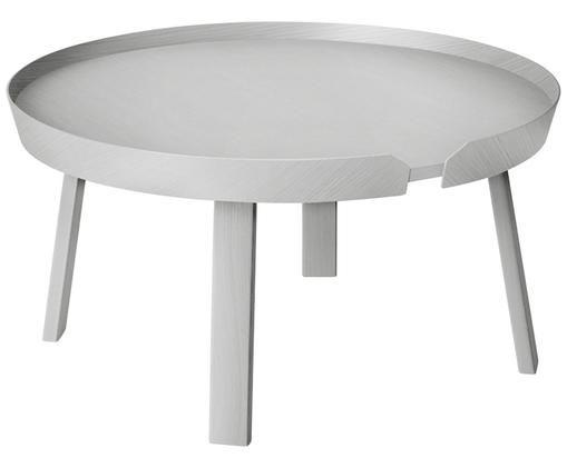 Design-Couchtisch Around Large, Grau
