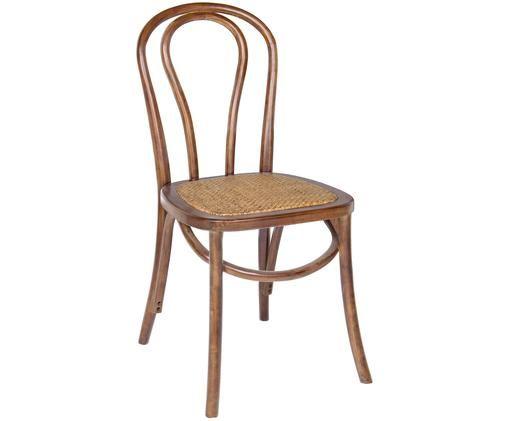Krzesło Curvy, Drewno brzozowe