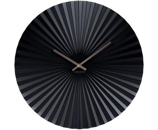 Zegar ścienny Sensu, Czarny