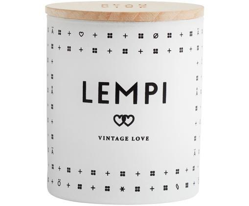 Vela perfumada Lempi (rosa), Blanco