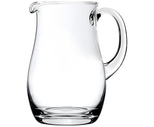 Brocca in cristallo  Brocca, Trasparente