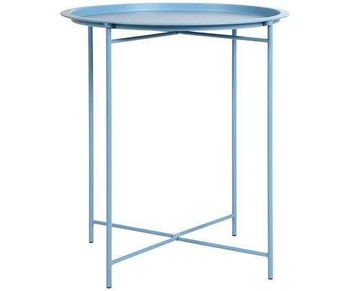 Tavolino Sangro, Blu
