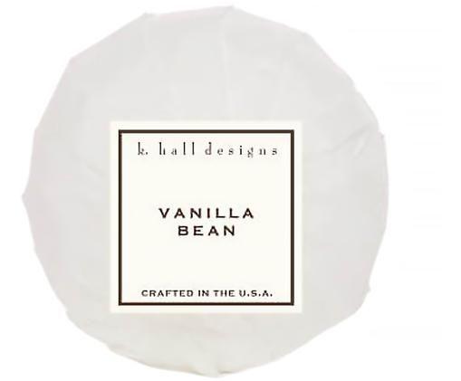 Badbruisbal Vanilla Bean (vanille & tonkaboon), Wit