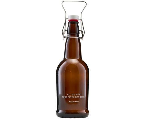 Butelka Bottle, Brązowy
