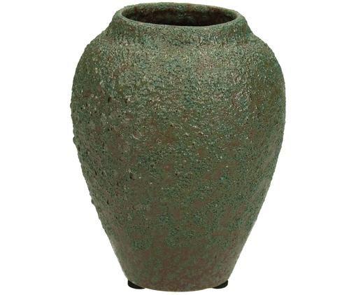 Vaso decorativo XS Earth Bowl, Verde