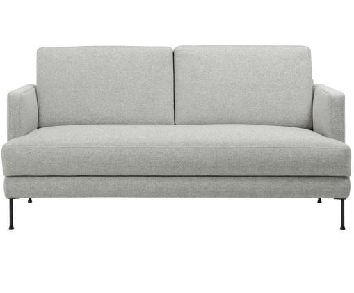 Sofa Fluente (2-Sitzer), Hellgrau, Webstoff