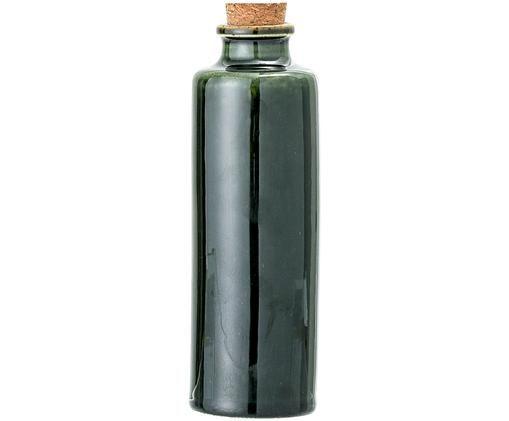Caraffa per l'olio e l'aceto Joelle, Verde scuro