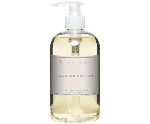 Flüssige Handseife Washed Cotton (Lavendel & Kamille), Transparent
