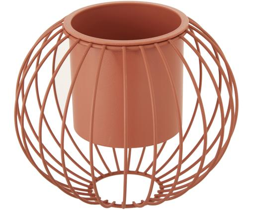 Portavaso Urma, Color terracotta