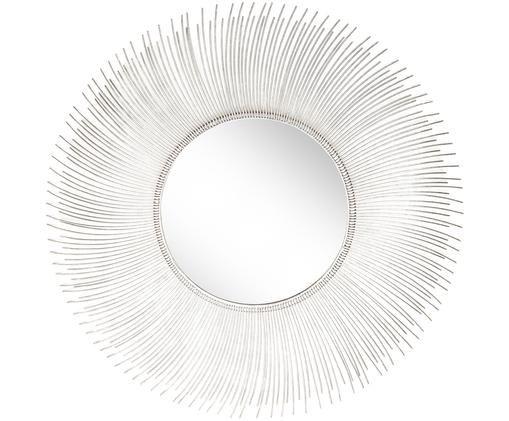 Espejo de pared Lilly, Plateado