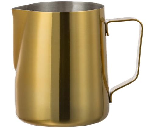 Pot à lait Curacao, Couleur dorée