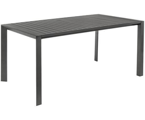 Stół ogrodowy Davin, Antracytowy