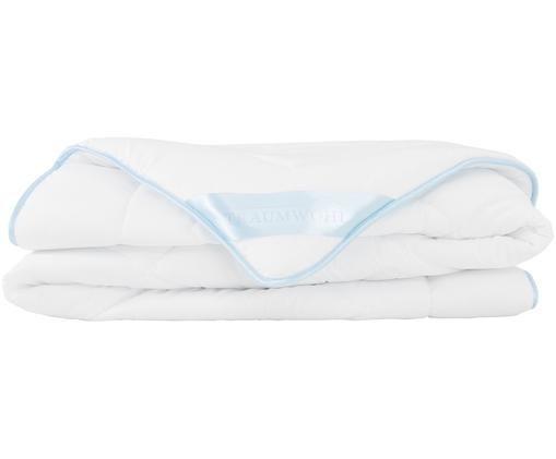 Microfaser-Bettdecke, warm, Weiß