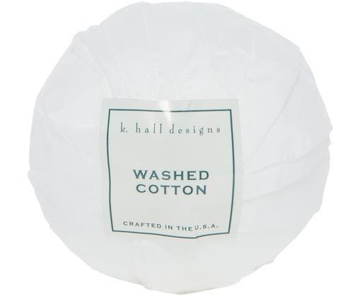 Kula do kąpieli Washed Cotton (lawenda & rumianek), Biały